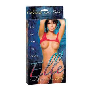 ELLE INFLATABLE DOLL BOXED